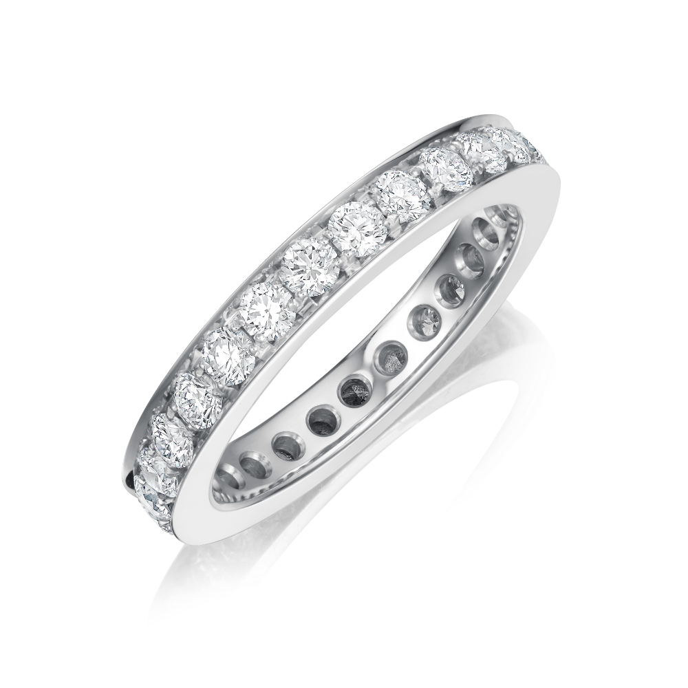3mm G. Collins and Sons Eternity Ring