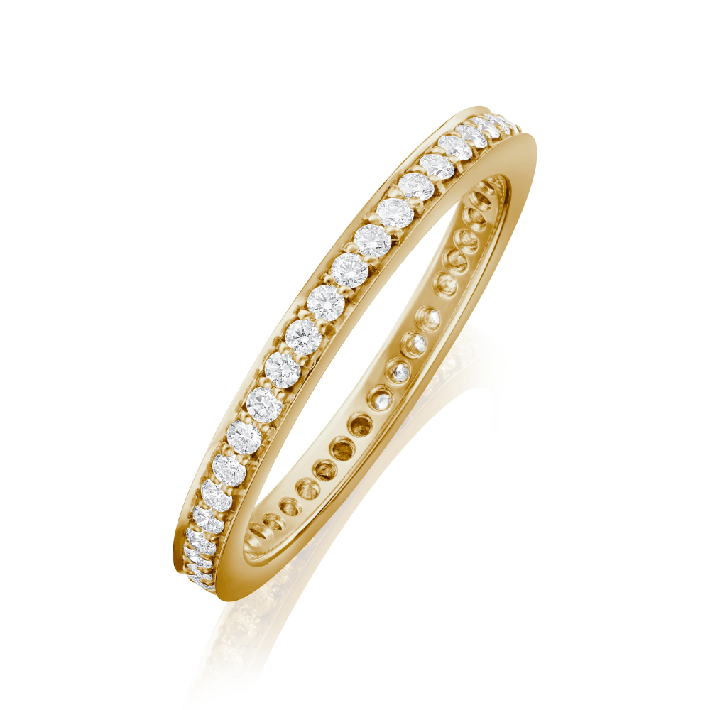 2mm G. Collins and Sons Eternity Ring