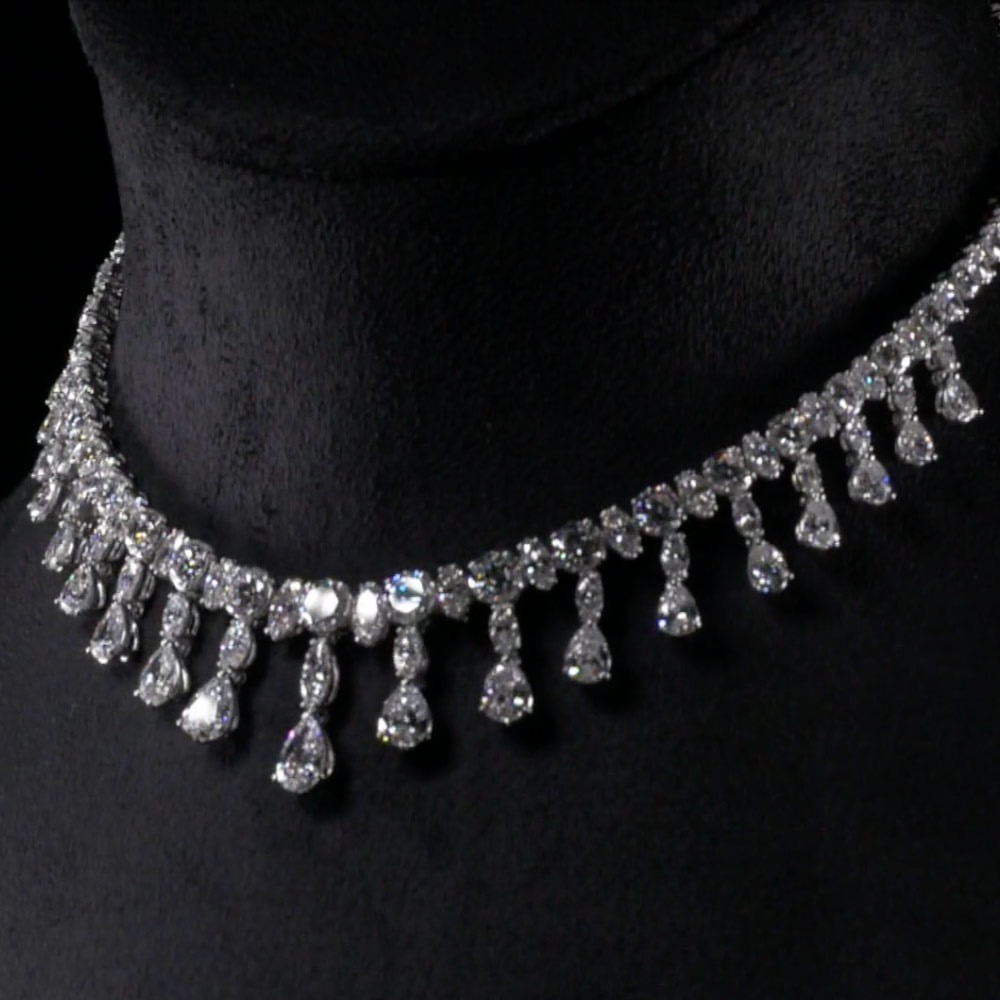 The Dewdrop Necklet