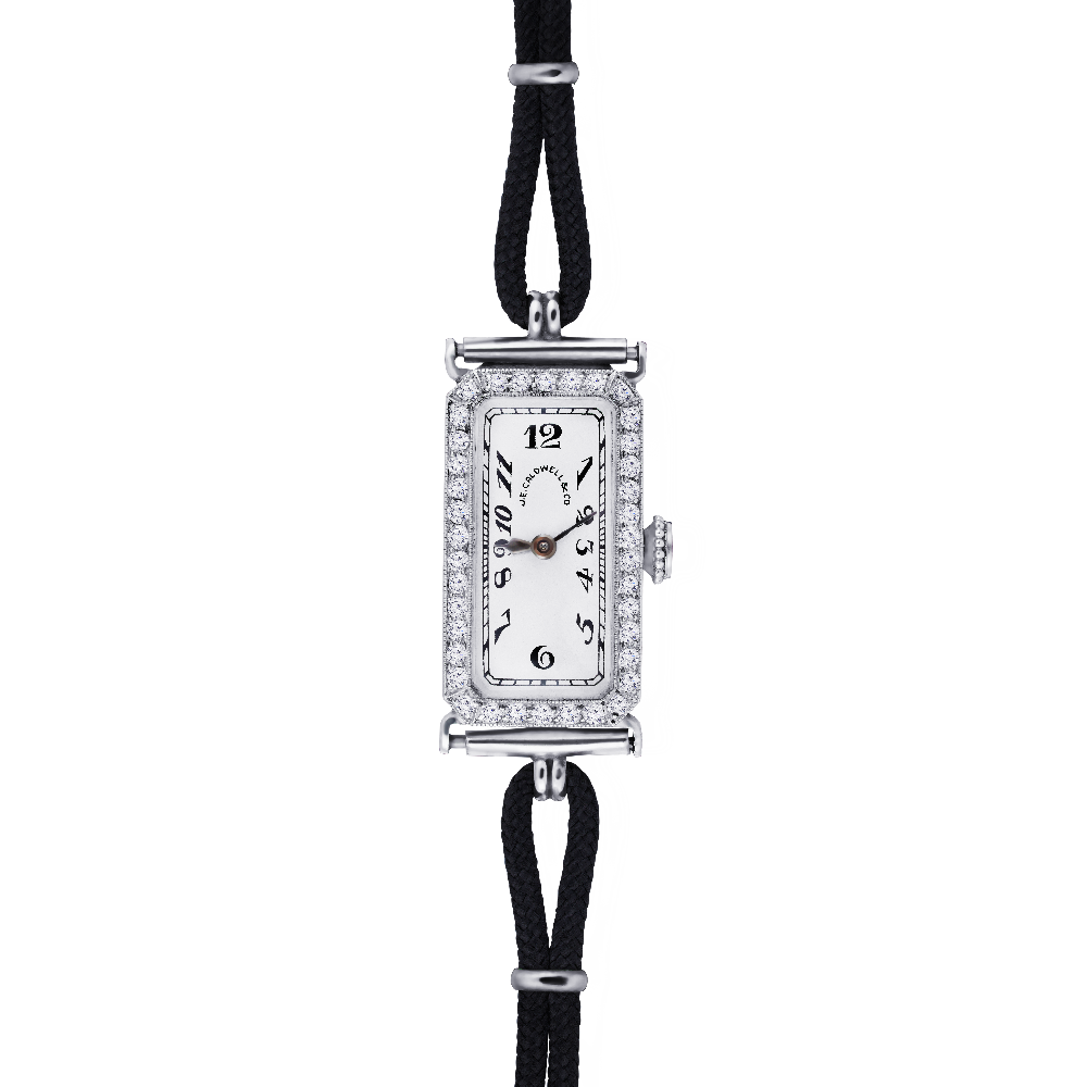 Diamond Set Cocktail Watch